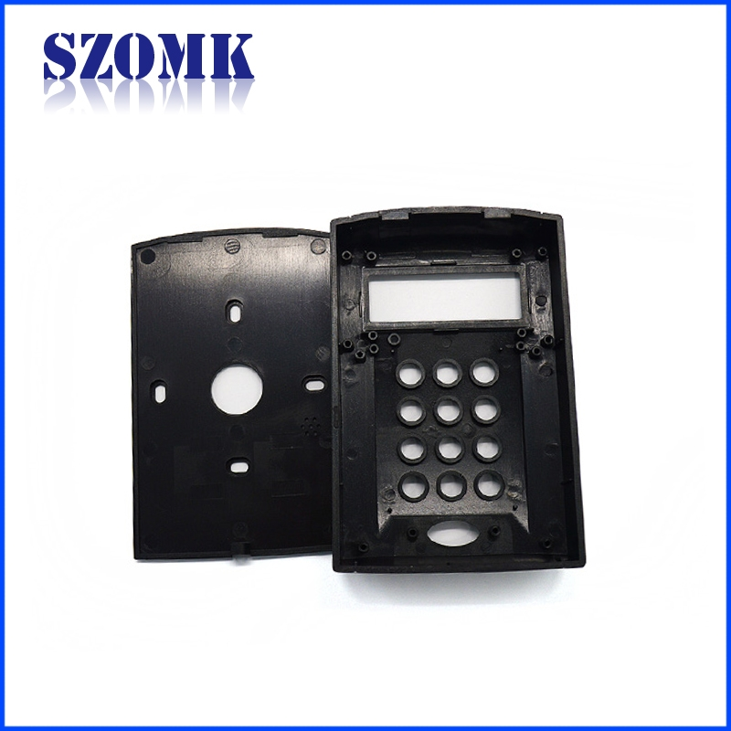 Lcd Keypad Casing Plastic Electronic Device Enclosures