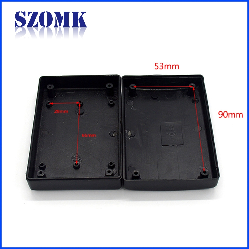 ... Small Plastic Cabinet For Electronic Pcb Instrument Housing AK S 96 ...