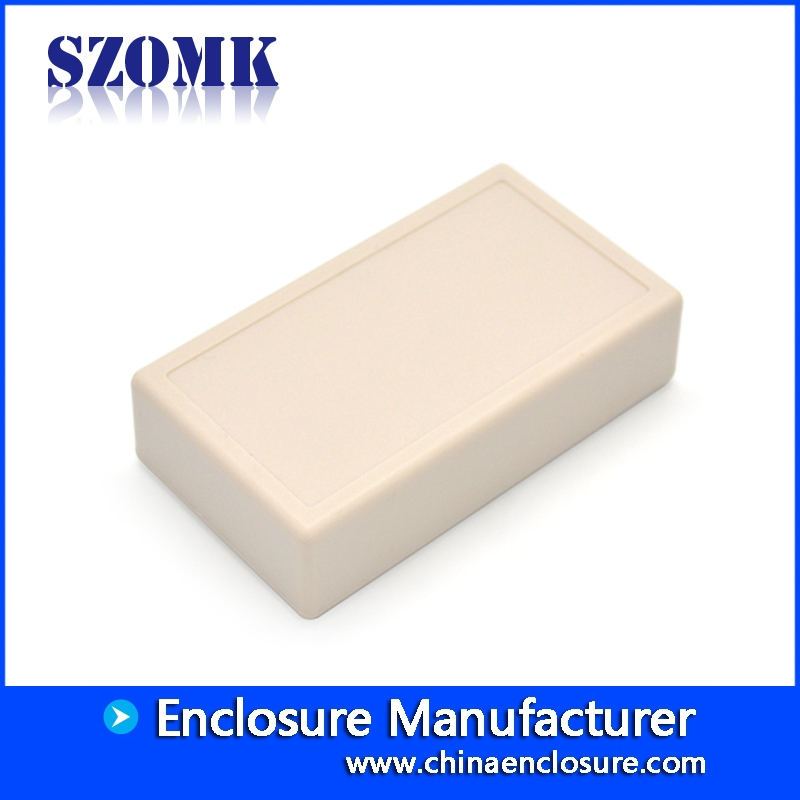 Shenzhen standard abs plastic 90X50X23mm electronics junction housing manufacture/AK-S-92